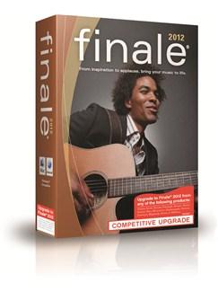 Finale 2012: Trade-Up (From Sibelius Etc.) CD-Roms / DVD-Roms |