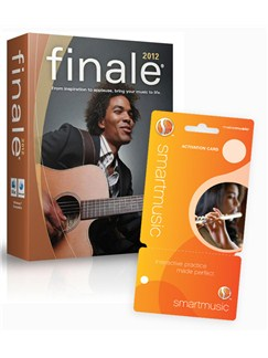 Finale 2012 Academic + Smartmusic Educator Bundle CD-Roms / DVD-Roms |
