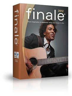 Finale 2012: Small Upgrade - From 2011 CD-Roms / DVD-Roms |