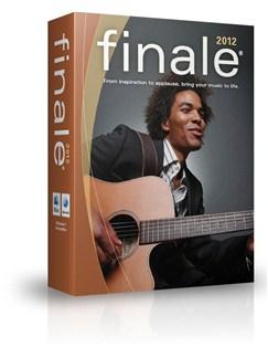 Finale 2012: Large Upgrade - 2010/Earlier CD-Roms / DVD-Roms  