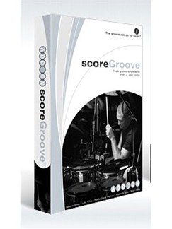 Finale: ScoreGroove CD-Roms / DVD-Roms |