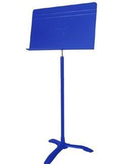 Manhasset: Model #48 Symphony Stand - Blue (Pack Of Six)  |