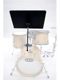 Manhasset: #53D Mic Stand Or Drum Kit Mounted Music Stand  |