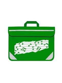 Mapac: Music Bag Duo (Emerald Green)  |