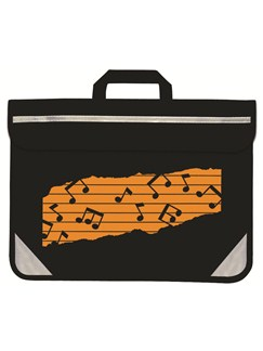 Mapac: Black Duo Carrier - Yellow Music Motif  |