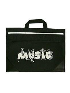 Mapac: Duo Musicians Bag - Black  |
