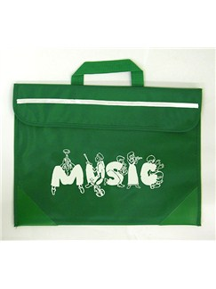 Mapac: Duo Musicians Bag - Emerald Green  |