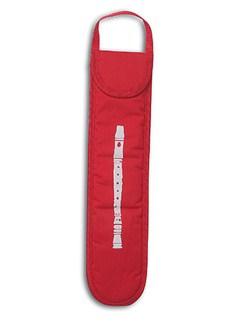 Mapac: Recorder Bag (Red)  | Soprano (Descant) Recorder