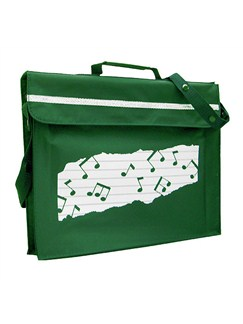 Mapac: Music Bag Primo (Green)  |