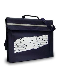 Mapac: Music Bag Primo (Navy)  |