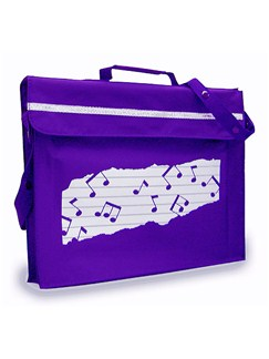 Mapac: Music Bag Primo (Purple)  |