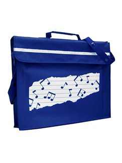 Mapac: Music Bag Primo (Royal Blue)  |