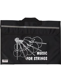 Mapac: Strings Music Bag - Music For Strings (Black)  |