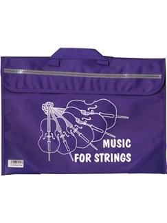 Mapac: Strings Music Bag - Music For Strings (Purple)  |