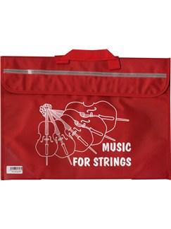 Mapac: Strings Music Bag - Music For Strings (Red)  |
