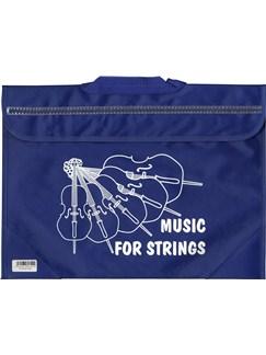 Mapac: Strings Music Bag - Music For Strings (Blue)  |