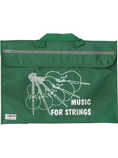 Mapac: Strings Music Bag - Music For Strings (Green)  |
