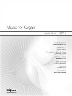 Music For Organ: Joyful Music - Set 1 Books | Organ