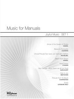Joyful Music Set 1 (Manuals) Books | Organ