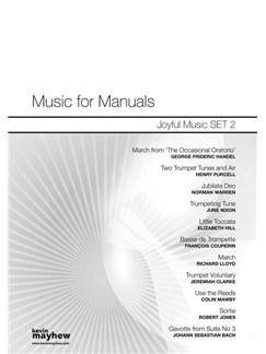 Music For Manuals: Joyful Music - Set 2 Books | Organ