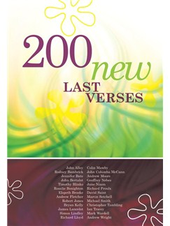 200 New Last Verses (Organ) Books | Organ