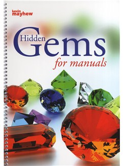 Hidden Gems For Manuals - Spiral bound Books | Organ