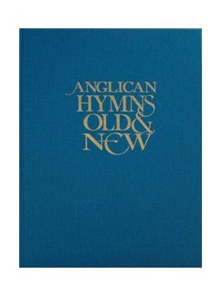 Anglican Hymns Old & New - Melody Books | Melody Line