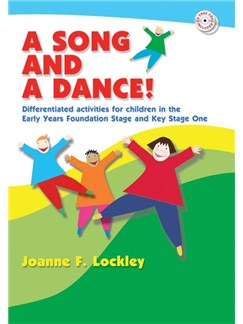 Joanne F. Lockley: A Song And A Dance Books and CDs |