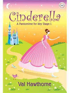 Val Hawthorne: Cinderella (Book And CD) Books and CDs | Voice, Piano Accompaniment