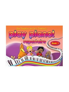 Play Piano! Repertoire - Book 1 Books | Piano