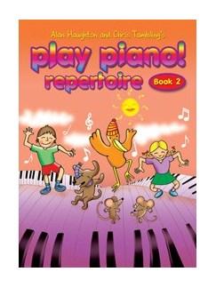 Play Piano! Repertoire - Book 2 Books | Piano