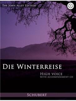 Franz Schubert: Die Winterreise (High Voice) Books   High Voice