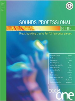 Sounds Professional - Flute Book One Books and CDs | Flute