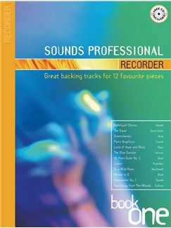 Sounds Professional - Recorder Books and CDs | Recorder