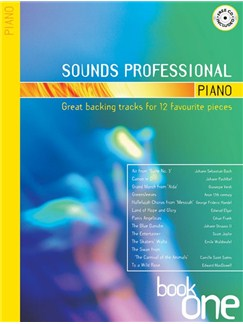 Sounds Professional - Piano Books and CDs | Piano