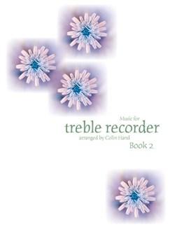 Music For The Treble Recorder Book 2 Books   Alto (Treble) Recorder