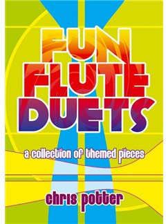 Fun Flute Duets: A Collection Of Themed Pieces Books | Flute (Duet)