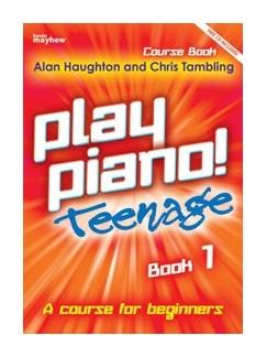 Play Piano! Teenage - Book 1 Bog og CD | Klaver solo