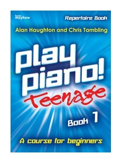 Play Piano! Teenage Repertoire - Book 1 Books | Piano