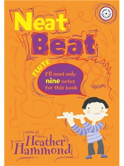 Heather Hammond: Neat Beat (9-Notes) Books and CDs | Flute, Piano Accompaniment