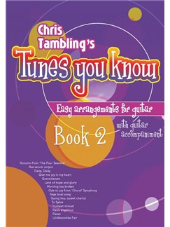 Chris Tambling's Tunes You Know - Book 2 (Guitar) Books | Guitar, Piano Accompaniment