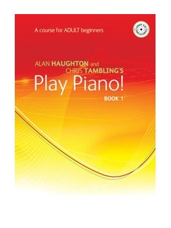 Play Piano! Adult - Book 1 Books and CDs | Piano