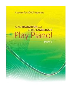 Play Piano! Adult - Book 2 Books | Piano