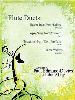 Flute Duets - Flower Duet From 'Lakme' And More Books | Flute (Duet), Piano Accompaniment