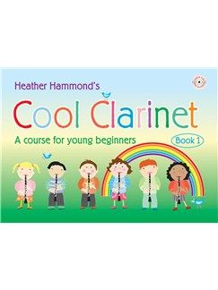 Heather Hammond: Cool Clarinet - Student Books and CDs | Clarinet