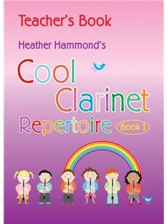 Heather Hammond: Cool Clarinet - Teacher Repertoire Books | Clarinet