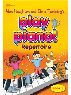 Play Piano! Repertoire: Book 3 Books | Piano