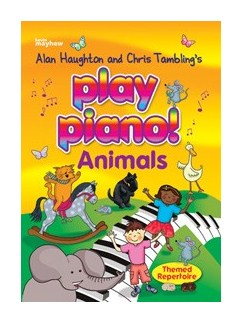 Play Piano! - Animals Books   Piano