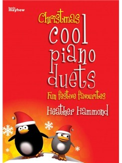 Heather Hammond: Christmas Cool Piano Duets Books | Piano Duet