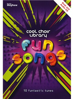 Fun Songs - Cool Choir Library Books and CDs | 2-Part Choir, Piano Accompaniment